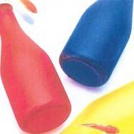 ガラスびんの印刷と加工