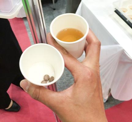 コタラヒムブツのお茶と錠剤