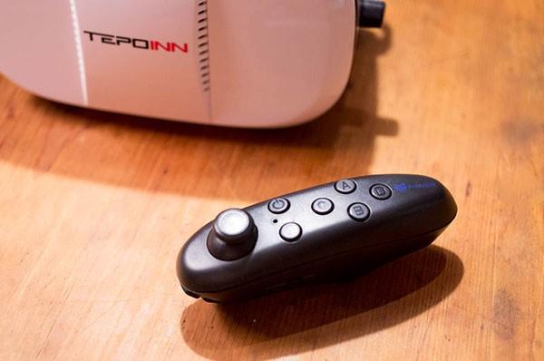 VRゴーグル Bluetoothリモコン