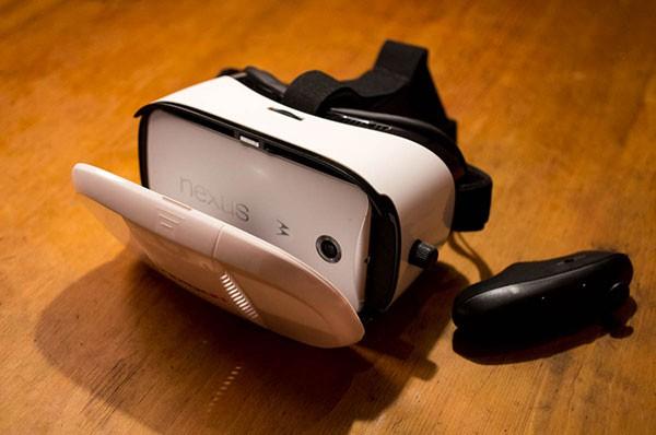 VRゴーグル 6インチ Nexus6