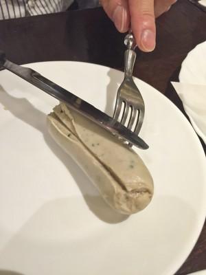 ミュンヘナーヴァイスヴルスト食べ方