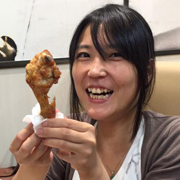 チキンと田中