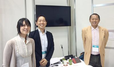 田嶋さん、西尾さんと
