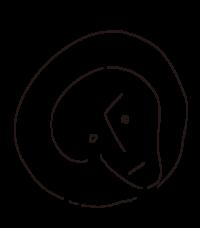 笹森画伯のサル