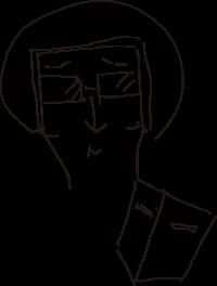 竹村画伯のサル2
