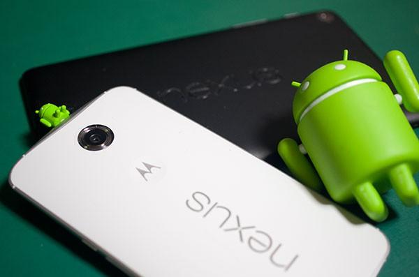 Android Nexus 歴代