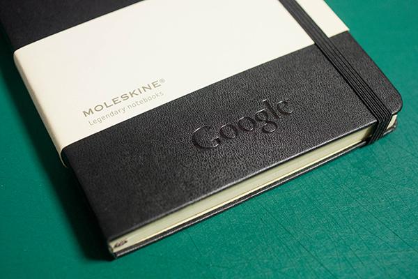 MOLESKINE クラシックノートブック ハードカバー スクエアード(方眼) Large