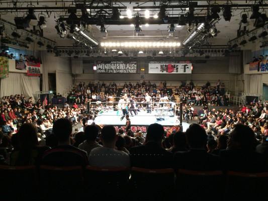 大日本プロレス後楽園ホール大会