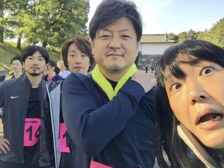 5kmマラソン