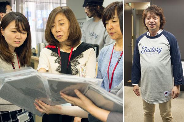 NOZOMI Factory Tシャツ