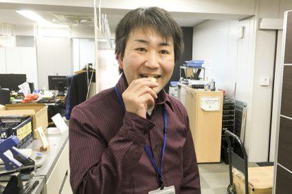 タチハラさんとクッキー