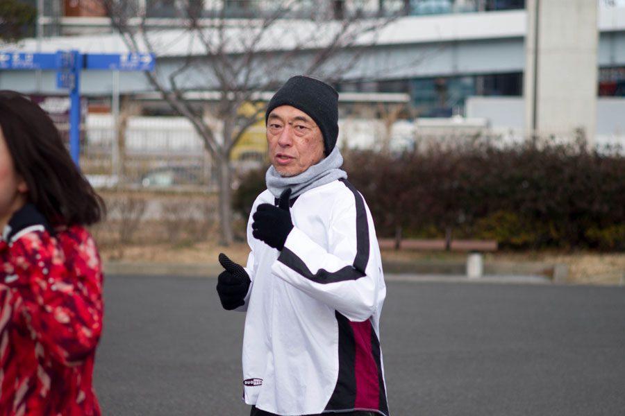 東京マラソン2019 チャリティランナー練習会