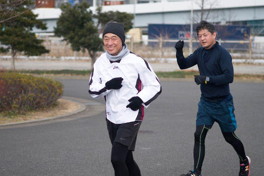 東京マラソン2019 マクドナルド 練習