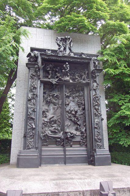 ロダン 地獄門