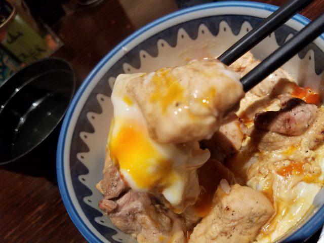 五反田 親子丼
